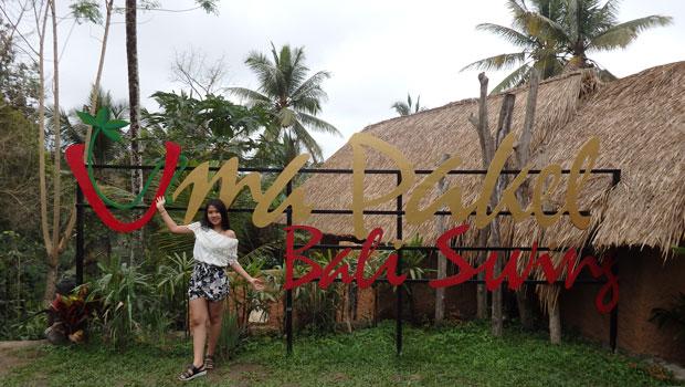 テガラランのインスタ映えポイント!Uma Pakel Bali Swing | バリ島アクティビ