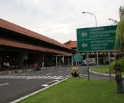 空港へお送り